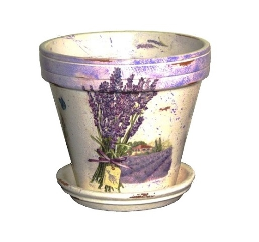 Ghiveci Shabby Lavender