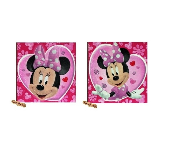 Set Tablouri Minnie Mouse