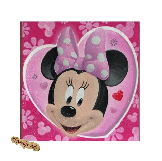 Tablou Minnie Mouse 1
