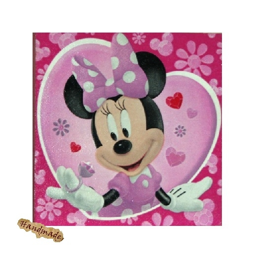 Tablou Minnie Mouse 2